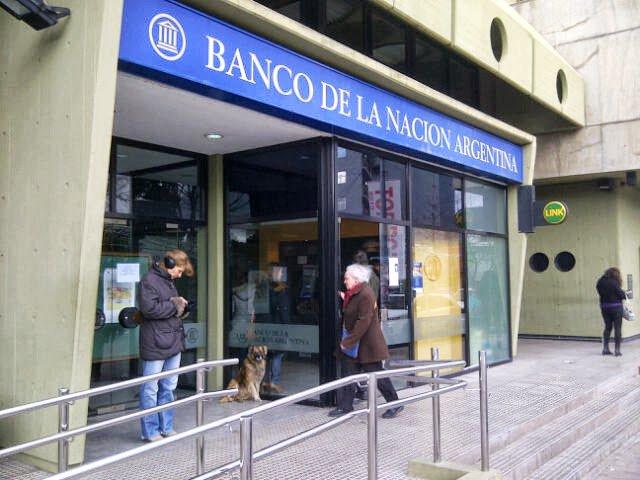 Desde las 11, sin atención en el Banco Nación por asamblea de trabajadores