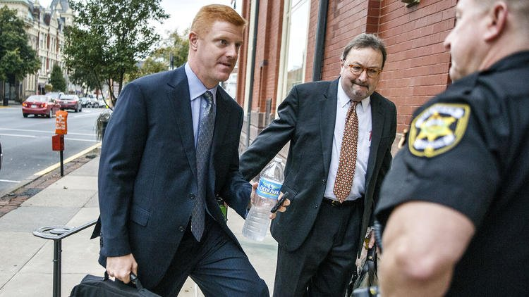 Jury awards ex-Penn State assistant Mike McQueary over $7M in defamation case