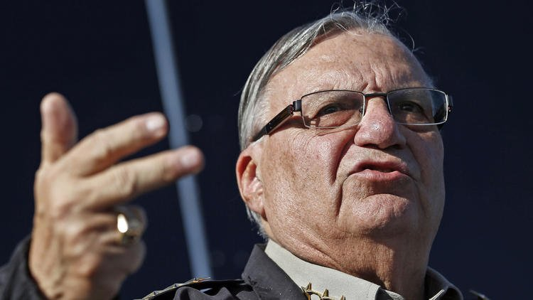 Arizona Sheriff Joe Arpaio files election complaint against George Soros-funded group