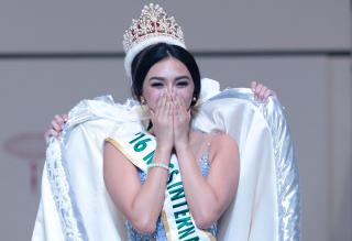 Beauties from all over the world compete to be Miss International 2016