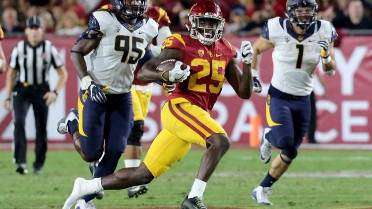 There's just no stopping USC by California as the Trojans roll, 45-24