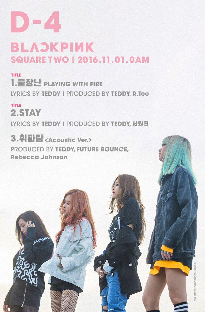 "BLACKPINK >> Mini Album ""Square Three"" - Página 3 Cv1iPPkVUAApyLT"