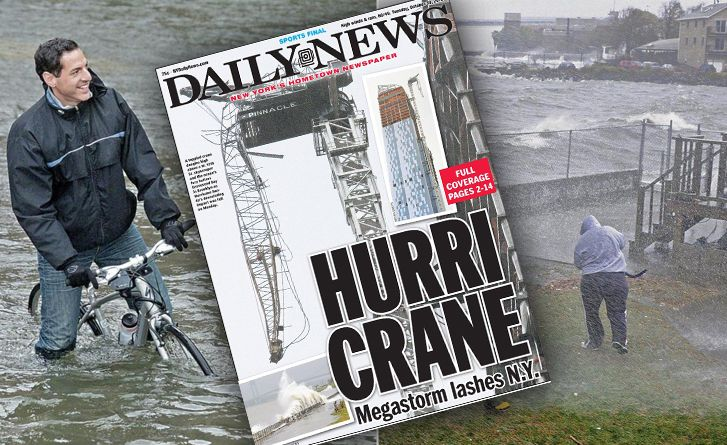 FOUR YEARS LATER: Remembering Hurricane Sandy and its aftermath