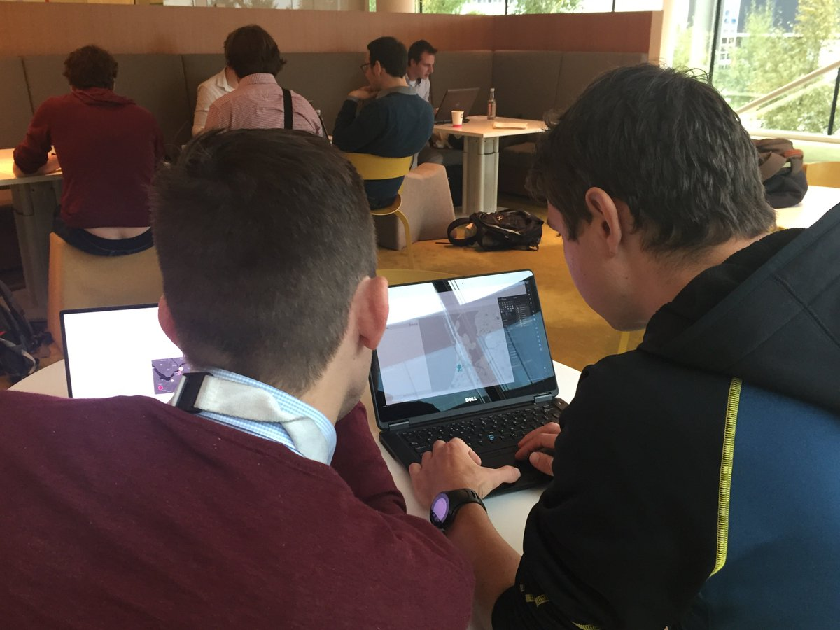 how to hackathon at work
