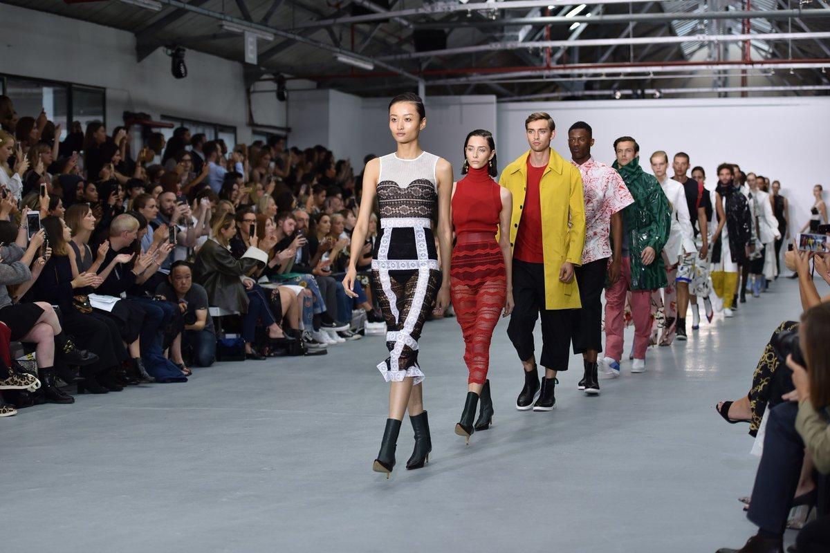 London fashion week londonfashionwk twitter In style london fashion week