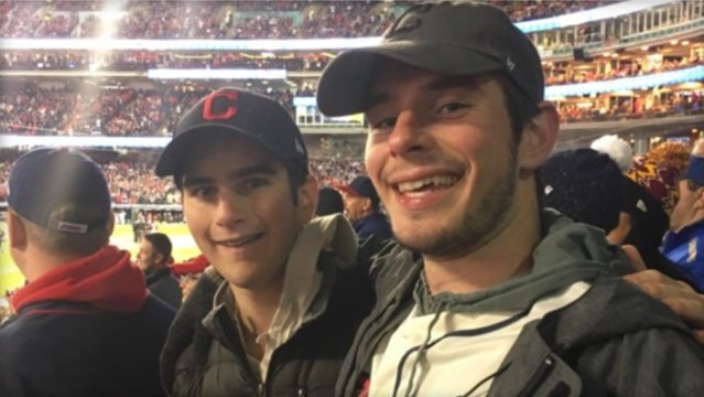 Indians fan digs professor's response after skipping class for World Series