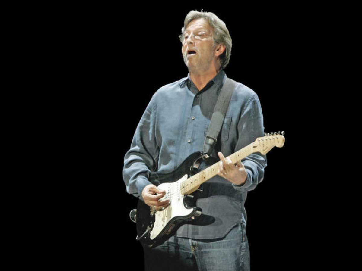 Eric Clapton sued by musician's estate over iconic song