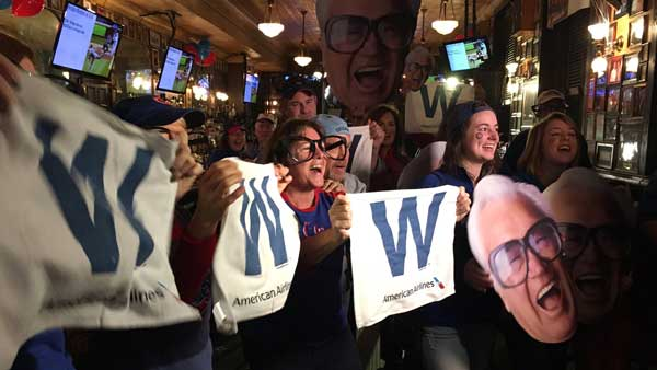 World Series 2016: Chicago Cubs to host Game 3 against Cleveland Indians at Wrigley Field