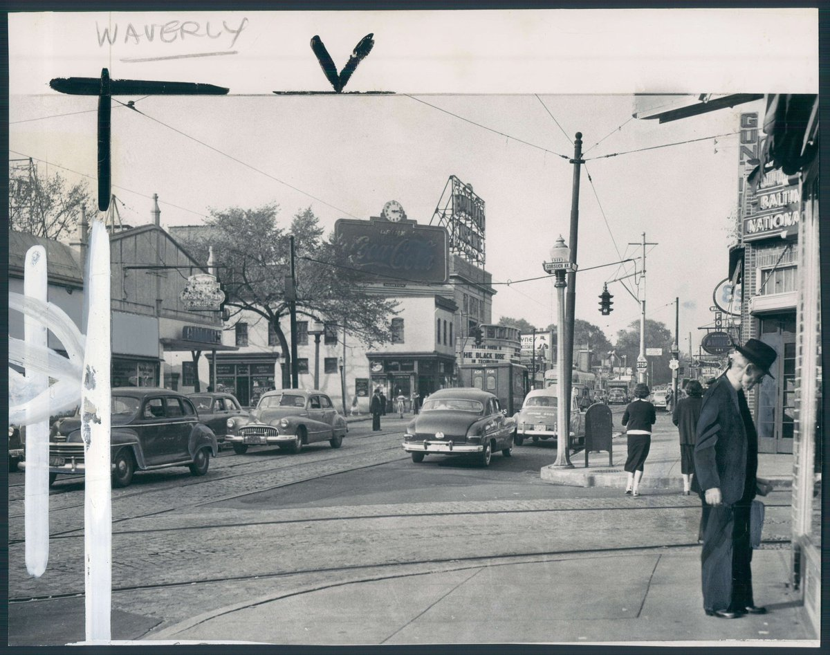 A Retro Baltimore look at the past, future of four Baltimore neighborhoods