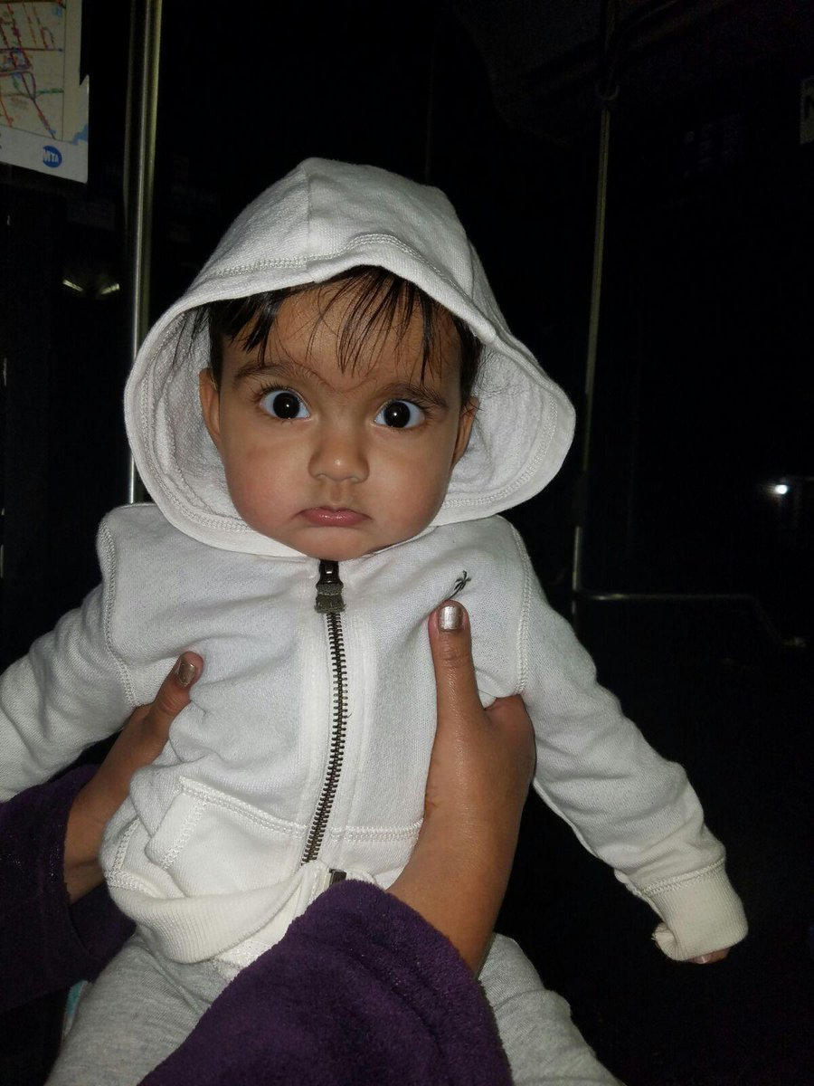 RIP: Send your blessings to baby Navraj Raju, who was killed today when a van fatally struck him in Queens today.