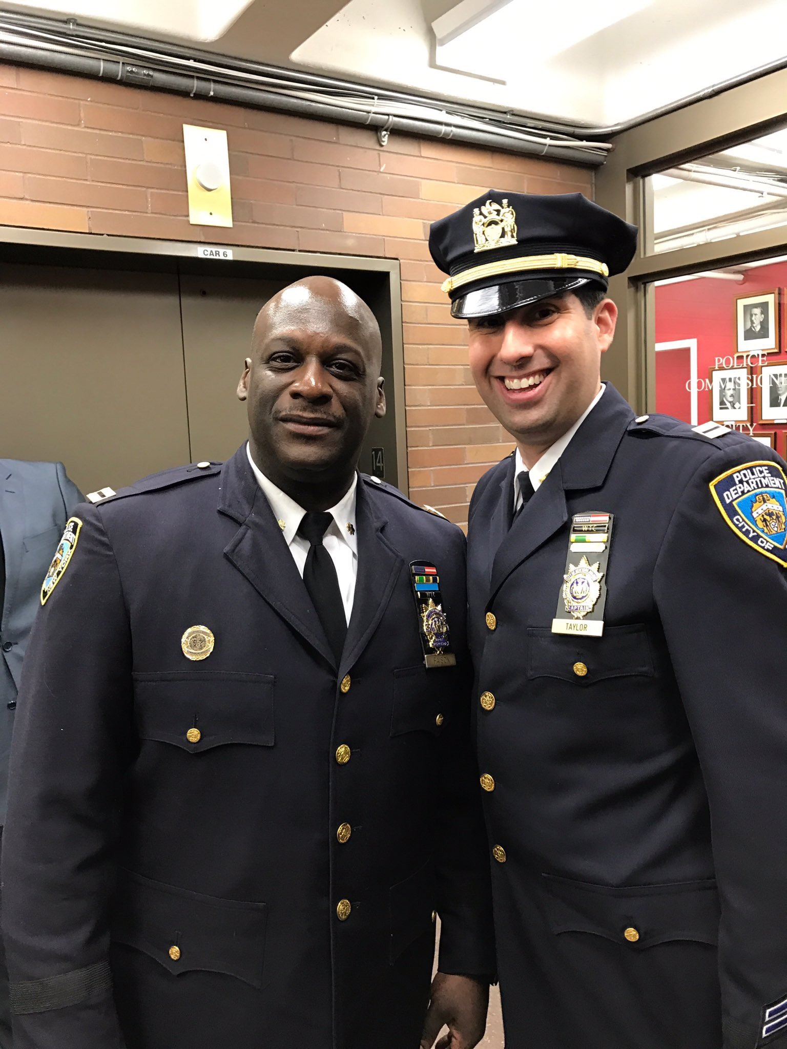 nypd 61st precinct on twitter   u0026quot congratulations to our