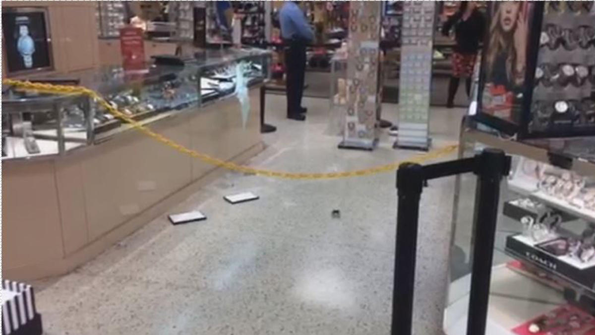 Masked Men Steal $16K Worth of Watches in Smash and Grab at Northeast Philly Macy's