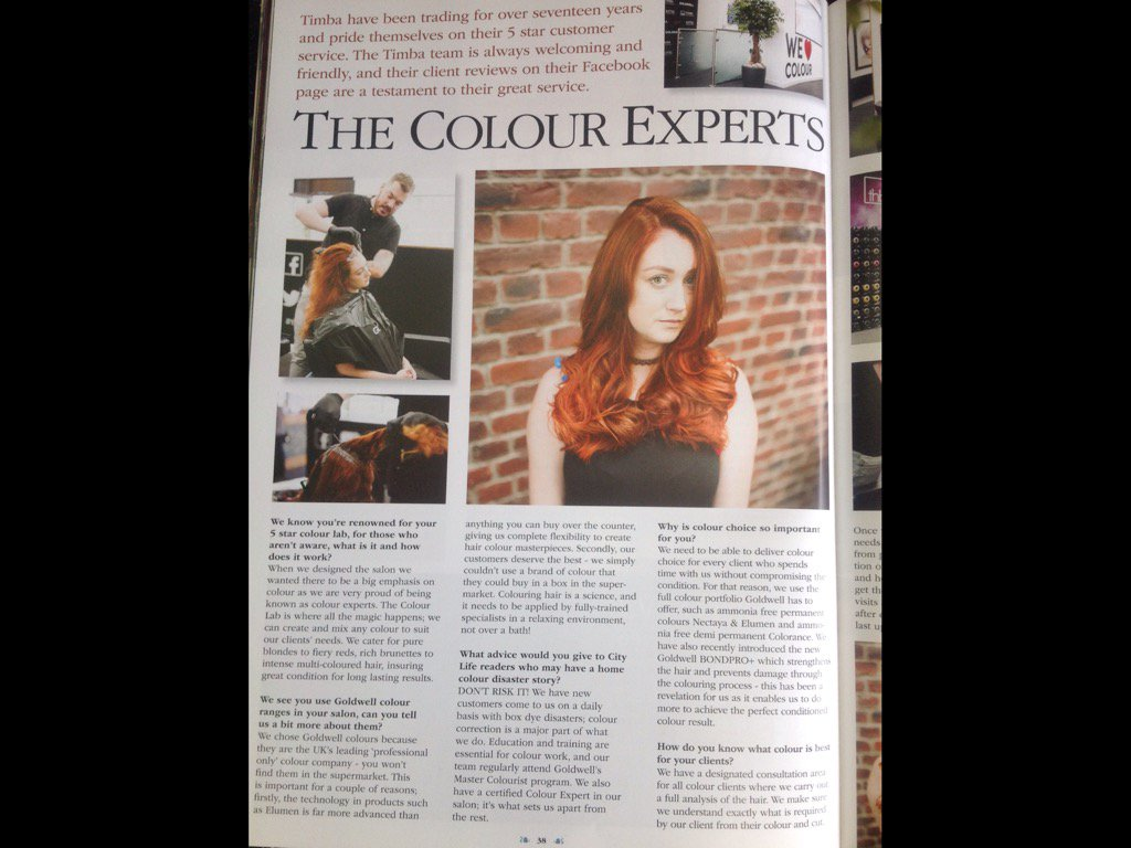 Timba Hair Beauty On Twitter Check Us Out In The Latest Issue Of