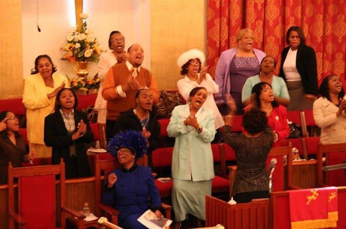 Go on a Sunday morning gospel tour in Harlem