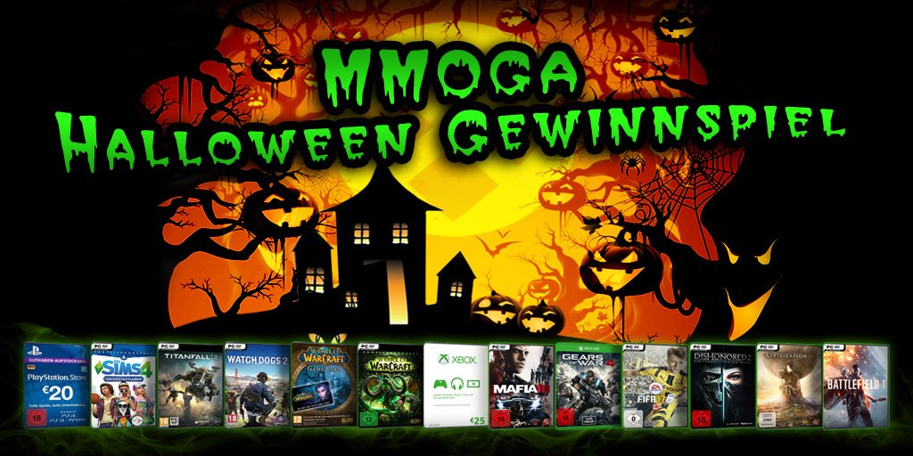 mmoga ltd  on twitter   u0026quot mmoga halloween special