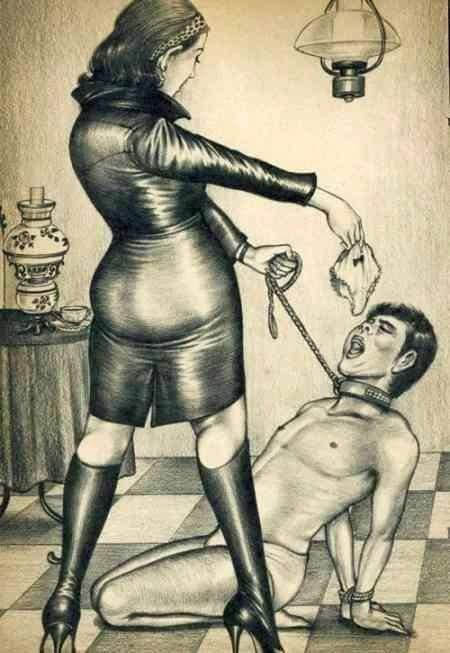 Forced femdom