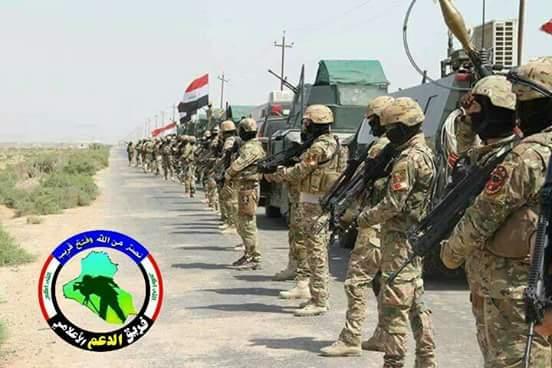 ماذا تعرف عن قوه الرد السريع التابعه لوزارة الداخليه العراقيه  Cv3JVUXXEAAfpUl