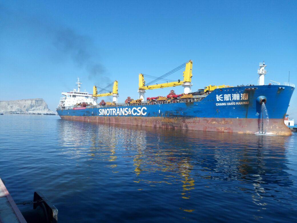 gawadar port and sino pak relations