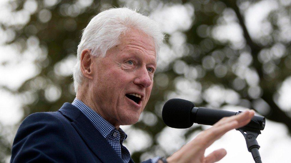Memo describes Bill Clinton's business ventures, fundraising