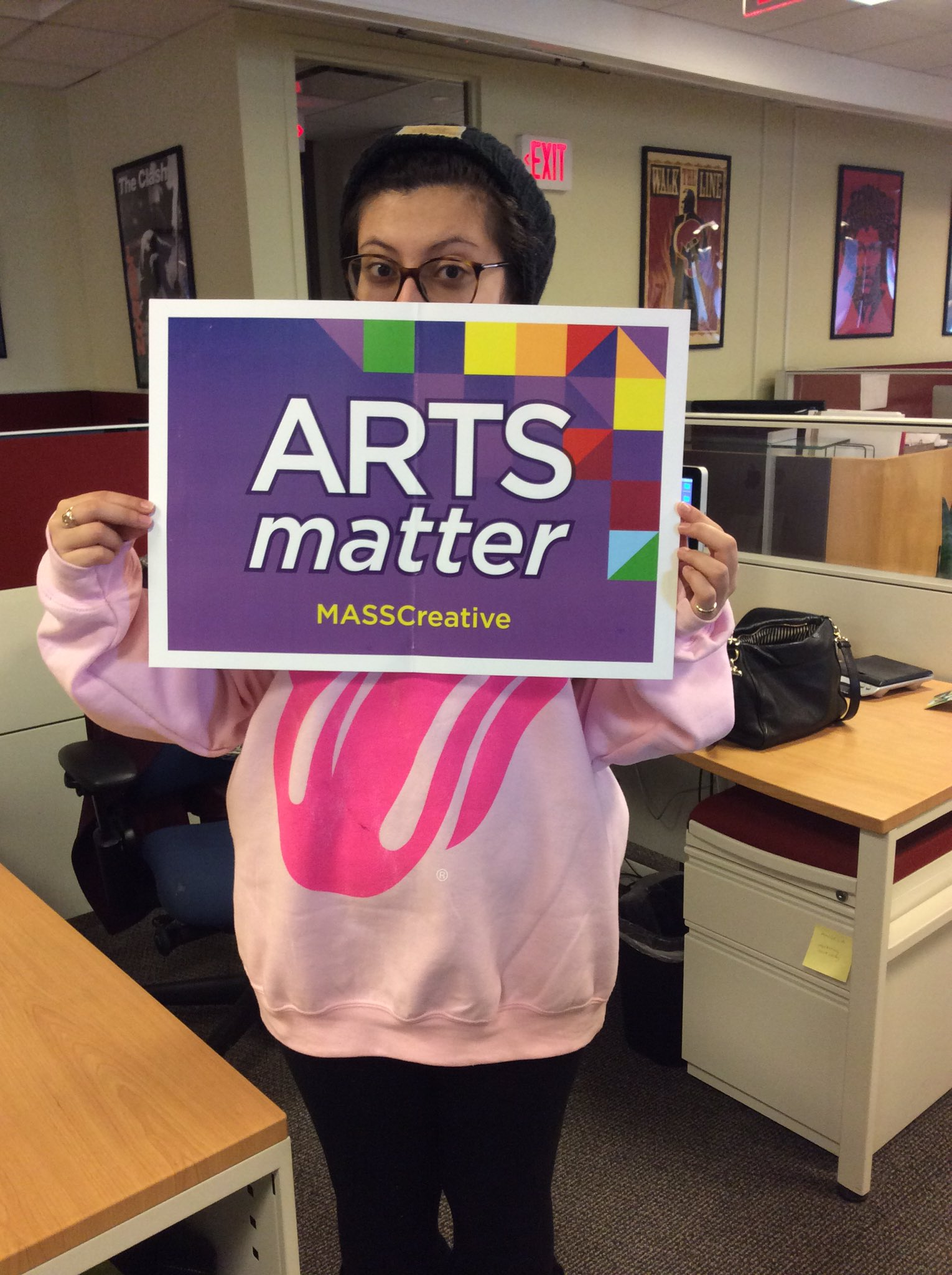 We're celebrating #ArtsMatterDay because #music changes lives. @MASSCreative https://t.co/WTICAEgUBW