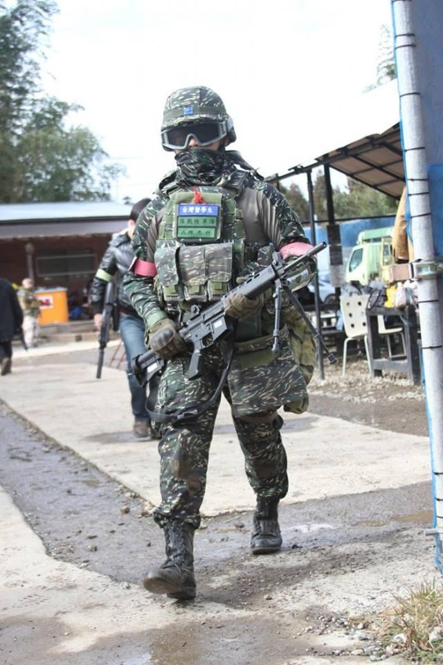 中華民国海軍陸戦隊特勤隊