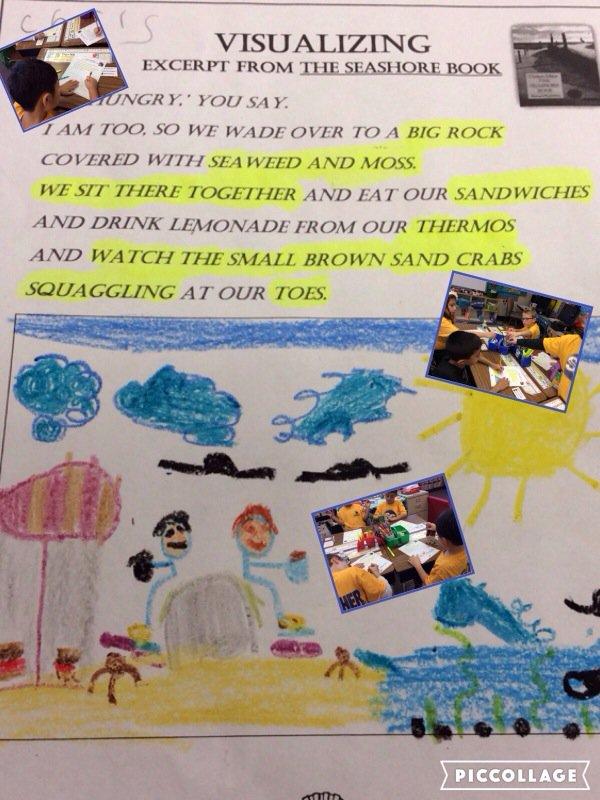 Highlighting key words to help visualize!  Love the effort!! @Ivysherman #seamanstrength https://t.co/3YlquFiKSN