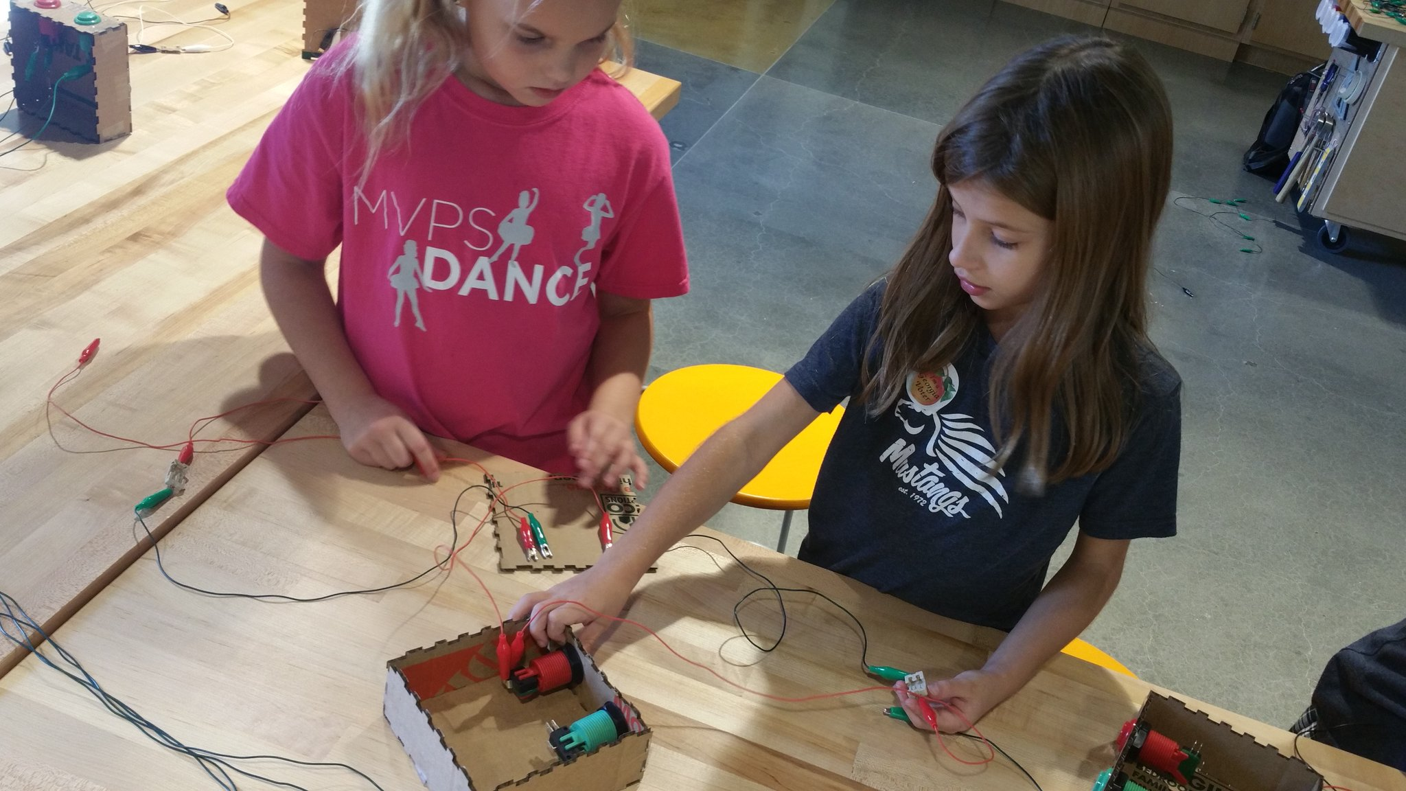 S1: Is it right? S2: I don't know. I'm going to test it and then I'll know if I'm right. #kidquote #MakerEd #elemaker #MVPSchool https://t.co/XP8RQ1gKdP