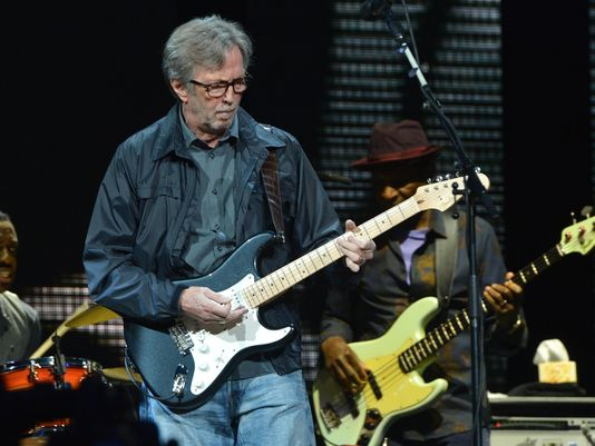 @EricClapton sued by Mississippi blues musician's estate over iconic song