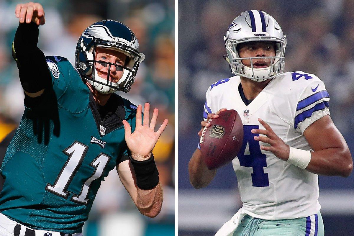 Ready for Sunday? Eagles vs. Cowboys predictions (via @zberm & @Jeff_McLane)