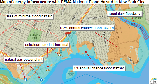 EIA On Twitter EIAs Flood Vulnerability Assessment Map Combines - Us energy mapping system
