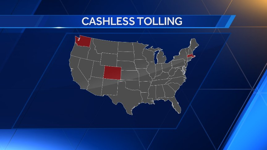 Per @IBTTA, Massachusetts joins Colorado and Washington as the only states to stop accepting cash at tolls wcvb