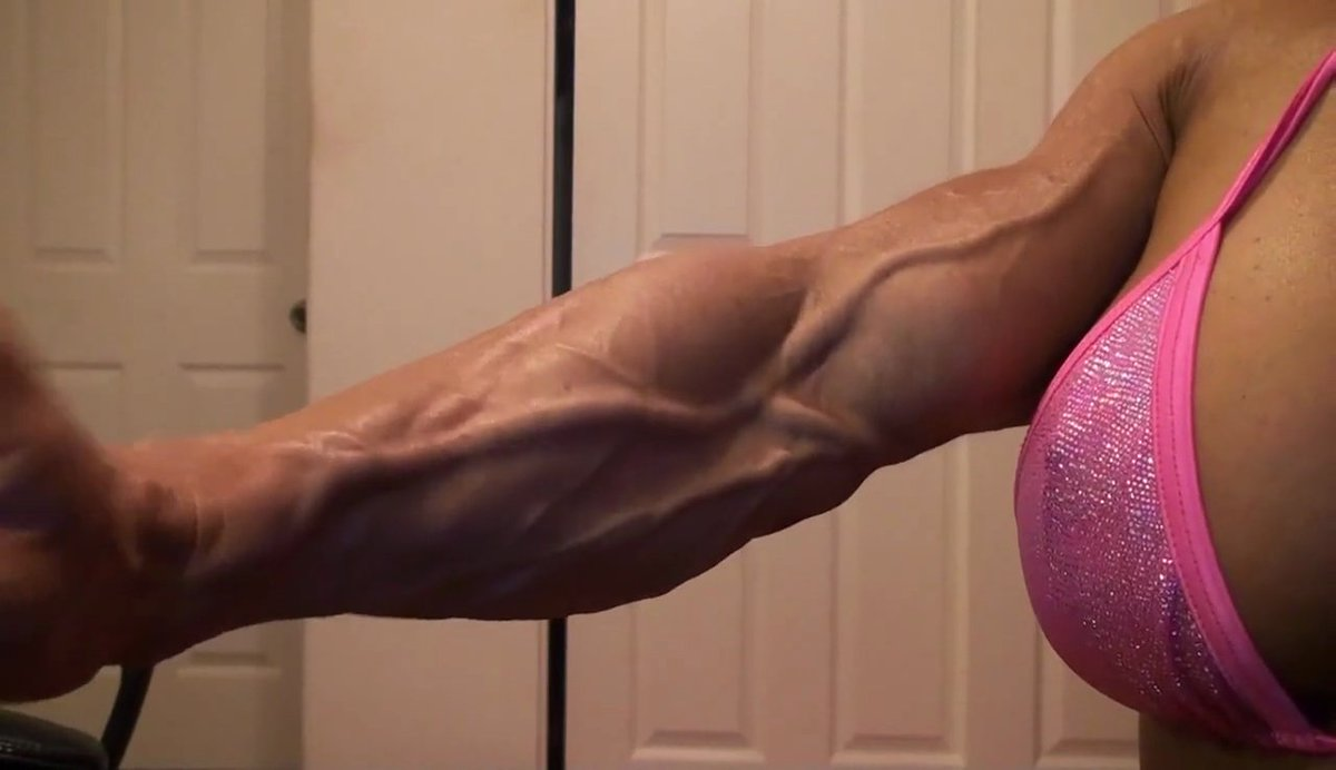 """Angela Salvagno Twitter muscle girl flix on twitter: """"angela salvagno takes"""