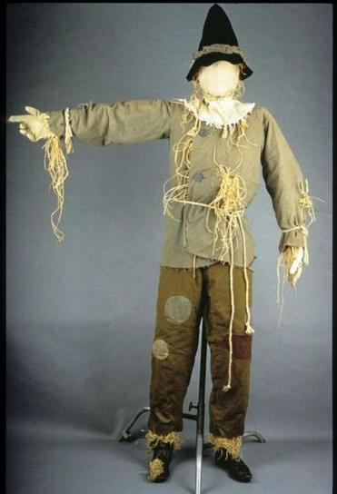 Smithsonian raising funds to preserve scarecrow costume from