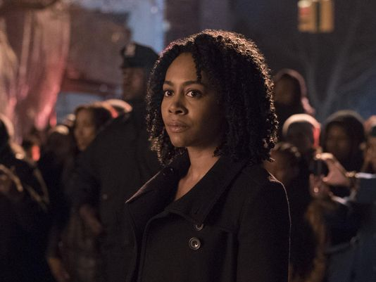 Detroit native Simone Missick is a hit in 'Luke Cage'