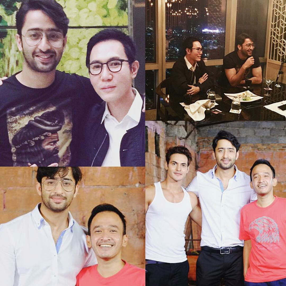 Shaheer Sheikh new instagram picture!!! A day to remember!!!!