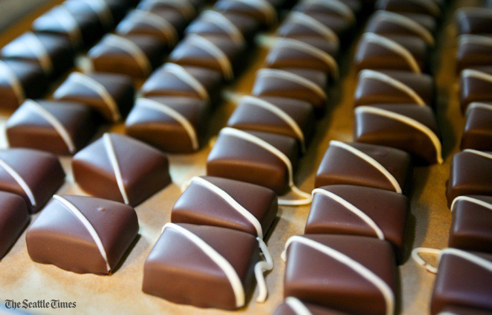 Celebrate NationalChocolateDay with these tidbits and treats