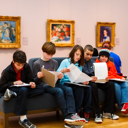 Arts encourage dialogue beyond the classroom #ArtsMatterDay https://t.co/J6MDOCbobD