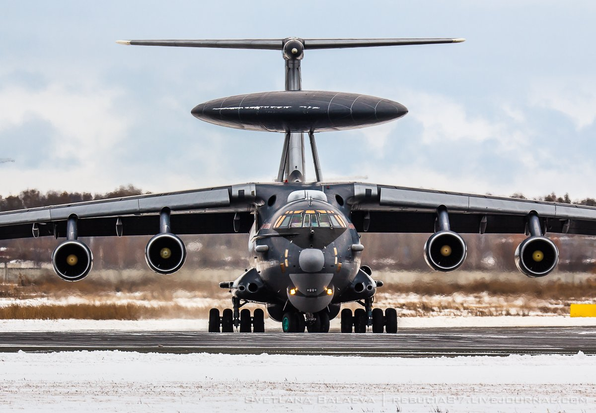 AWACS-Command & Control aircrafts of RuAF - Page 5 Cv4cdSOWYAMAqqK