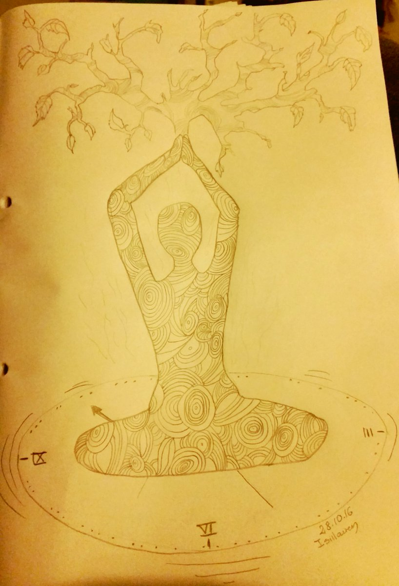 Isiilairen On Twitter Drawing Challenge Day 27 28 10 2016 Pencil Sketch Drawing Challenge Art Autumn Leaves Meditation Om Yoga Iamnature Thinkpositive Https T Co Fmmd9nxubh