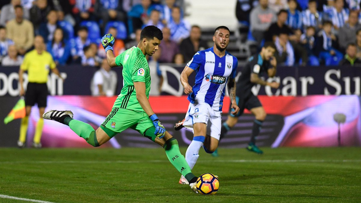 Video: Leganes vs Real Sociedad