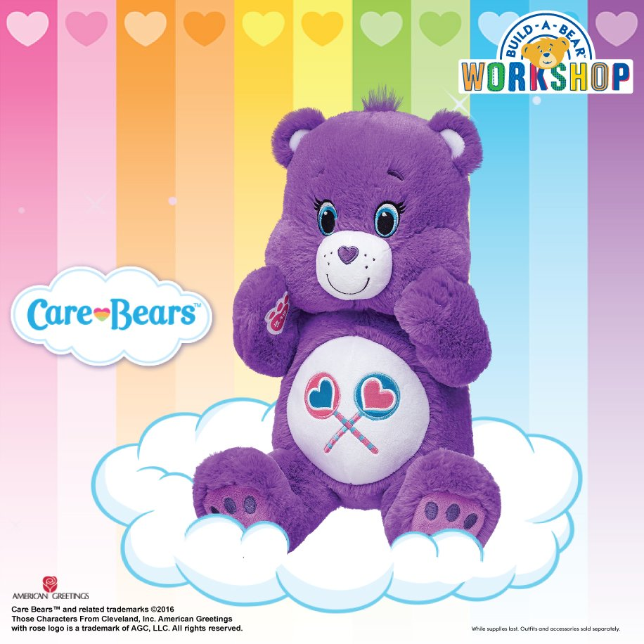 Build A Bear Workshop On Twitter Shes A Friendly Bear That Knows