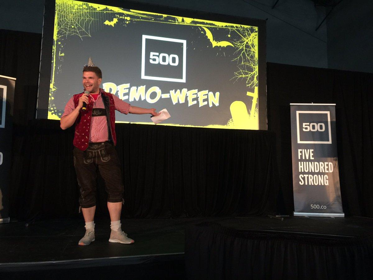 500 Startups on Twitter: