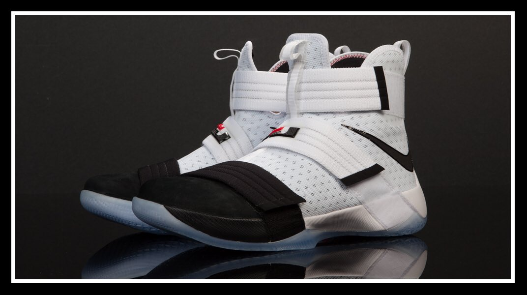 9e26f7261c24f #LeBron Soldier 10 with the new color alert! Are you feeling  these?pic.twitter.com/cIW1xDoNhO