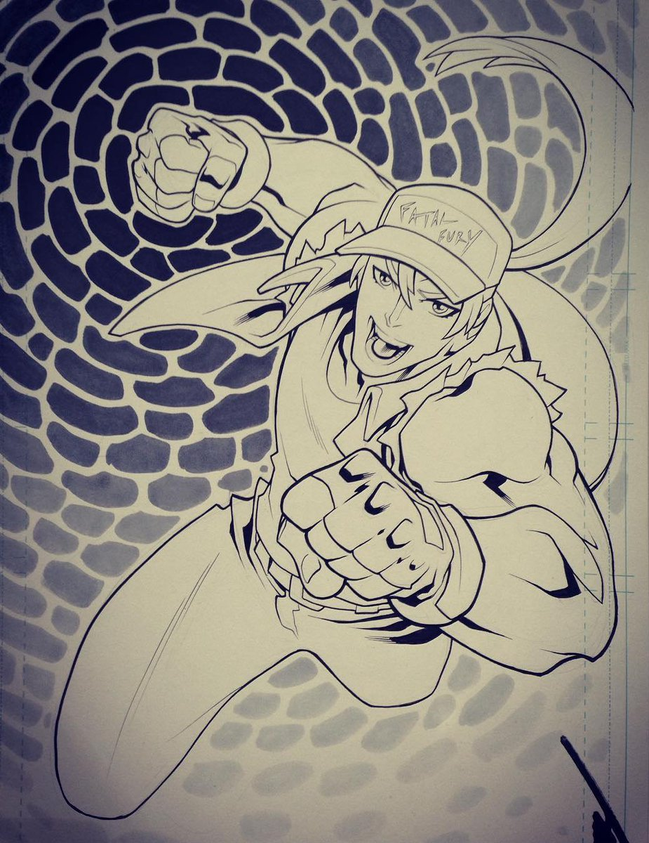 Ulkhror On Twitter Geese Howard Then Terry Bogard It Was Just A Matter Of Time Before Edwin Huang Aka Ironpinky Would Draw Rock Howard 2017 Love So Much That Character In He was abandoned by his father, much like the street fighter character remy. geese howard then terry bogard