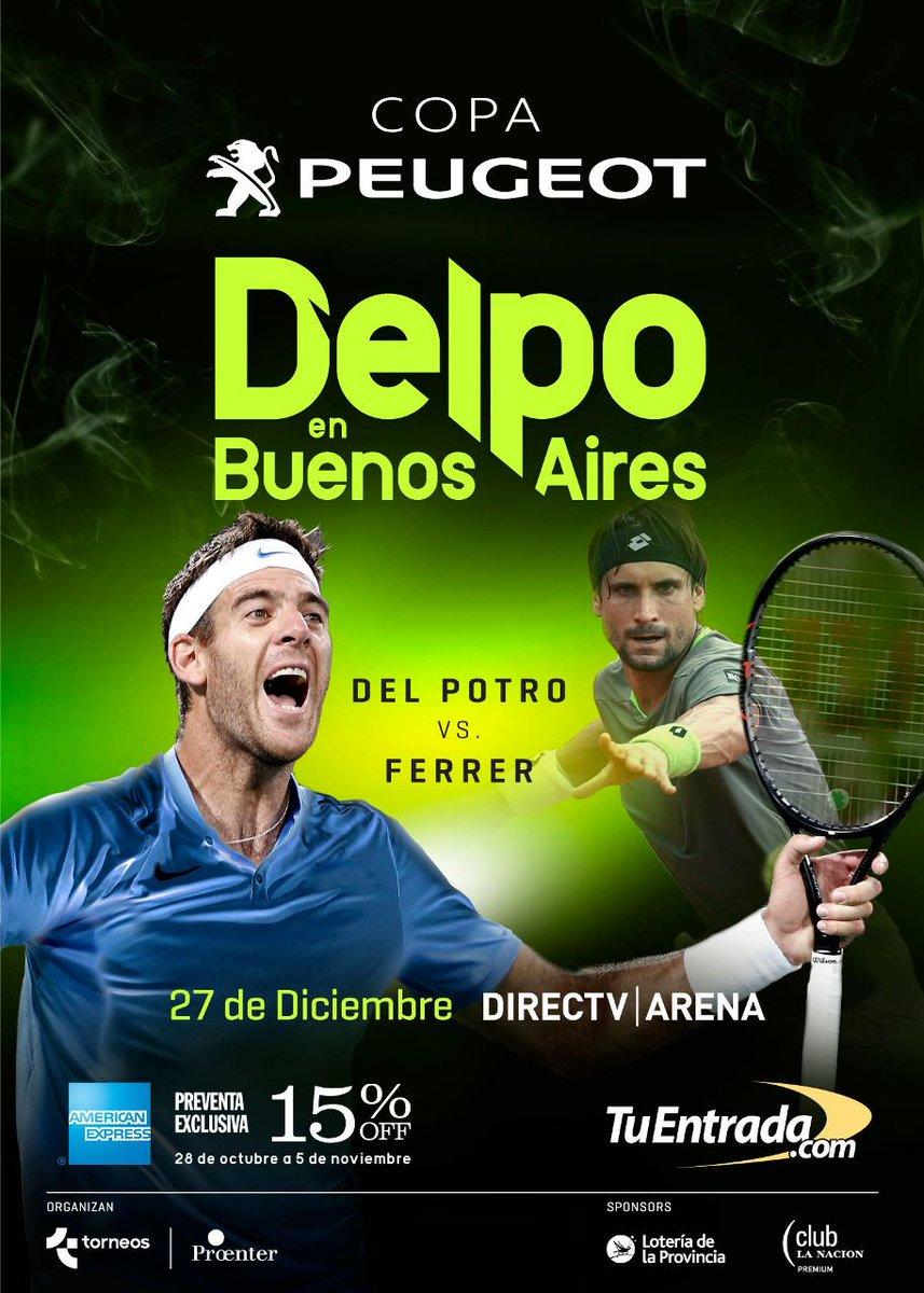 Afiche Delpo-Ferrer