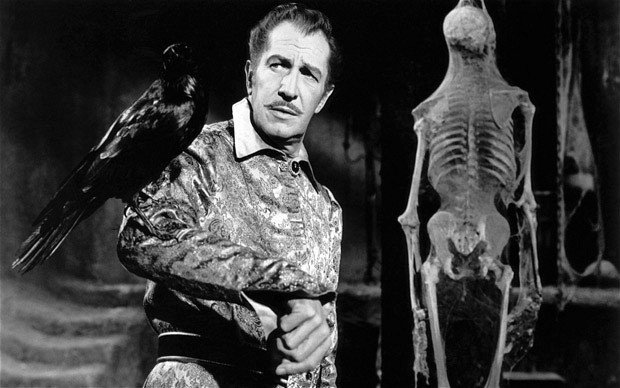 5 hours of Vincent Price reading Edgar Allan Poe you're welcome: https://t.co/5vrIOxWuNe via @openculture https://t.co/ongjaPYu4B