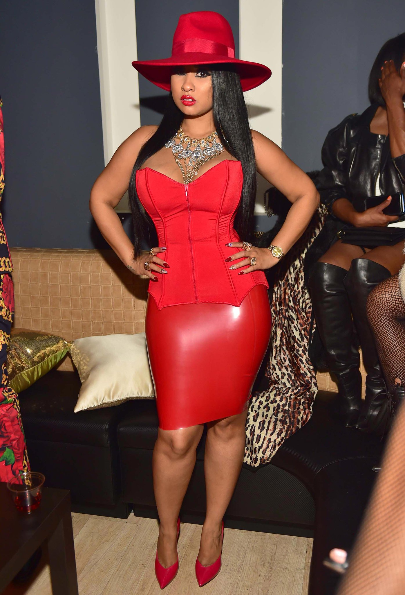 latex kitsch on twitter   u0026quot on the scene  tammy rivera