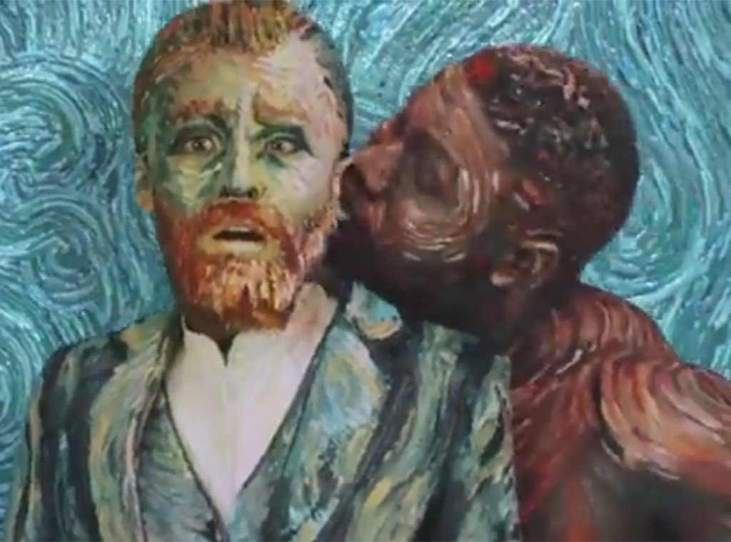 Jane Zhang S New Music Video Features A Painting Of Mike Tyson Biting Off Vincent Van Gogh