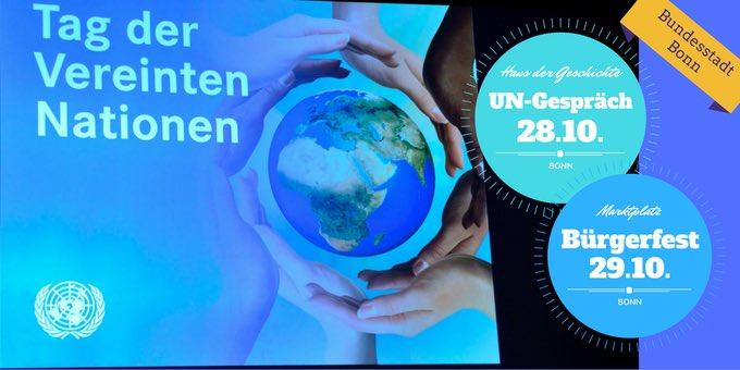 Thumbnail for UN Day celebrations Bonn 2016: The Citizens Festival (Day 2)