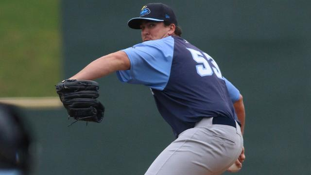 Minor League Baseball On Twitter Yankees Prospect Jonathan Holder